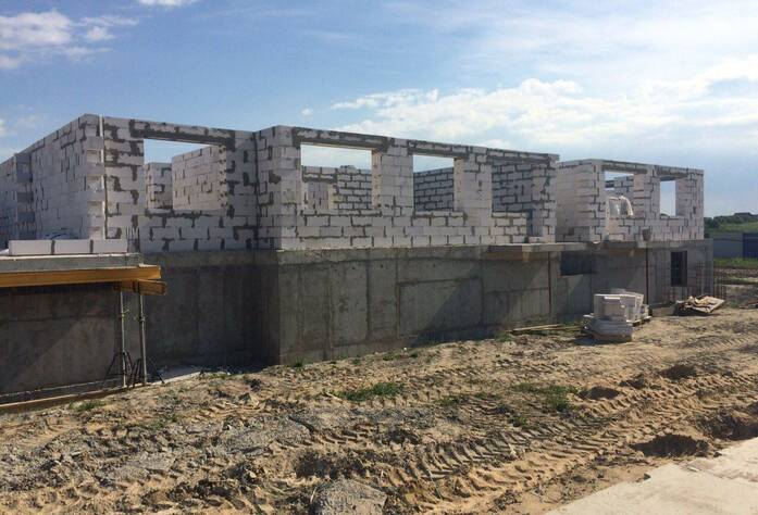 МЖК «Итальянский квартал»: ход строительства, корпус 2, секция 2.5