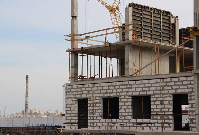 ЖК «Моя стихия»: ход строительства