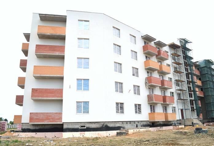 Жилой комплекс «Новый Петергоф»: ход строительства