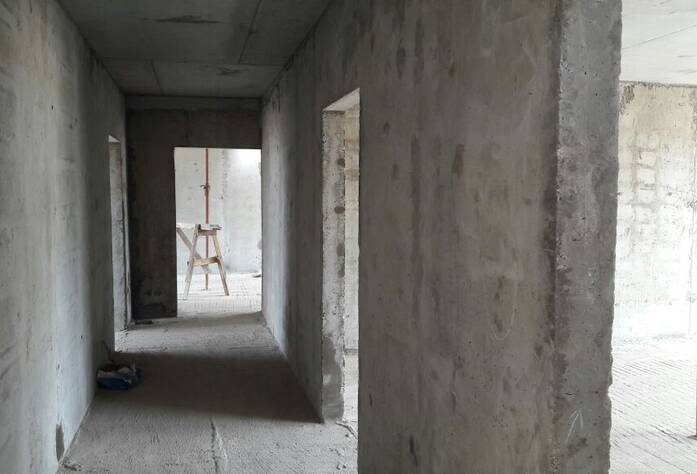 Ход строительства ЖК «Дом с фонтаном»