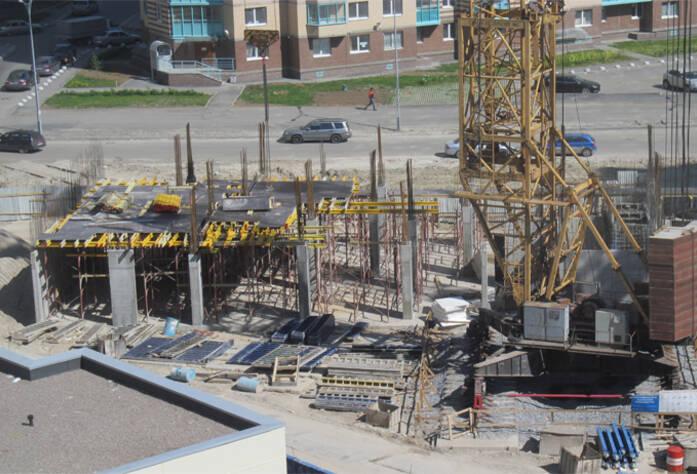 ЖК «Прогресс»: ход строительства 6 корпус