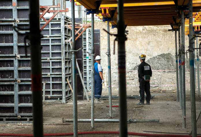 ЖК «LEGENDA на Комендантском 58»: ход строительства