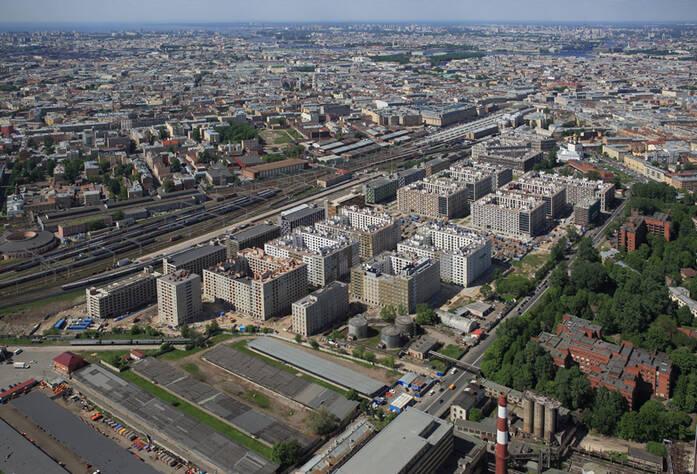 ЖК «Царская столица»: общий вид