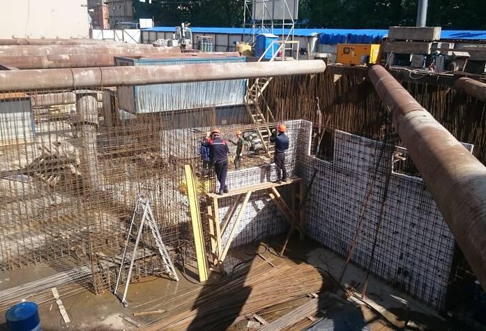Жилой комплекс «Атлант»: ход строительства
