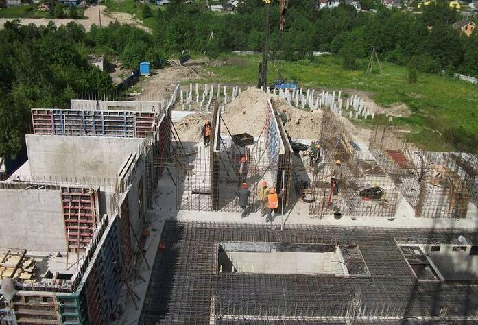 ЖК «Воронцов»: ход строительства, корпус 1