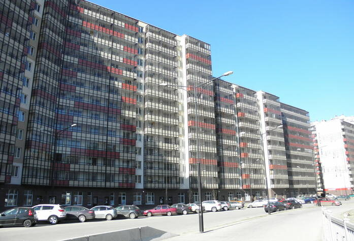 ЖК «Семь столиц», квартал Вена: общий вид