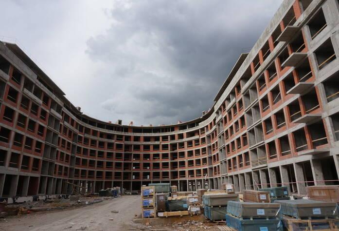 ЖК «Stocholm»: ход строительства