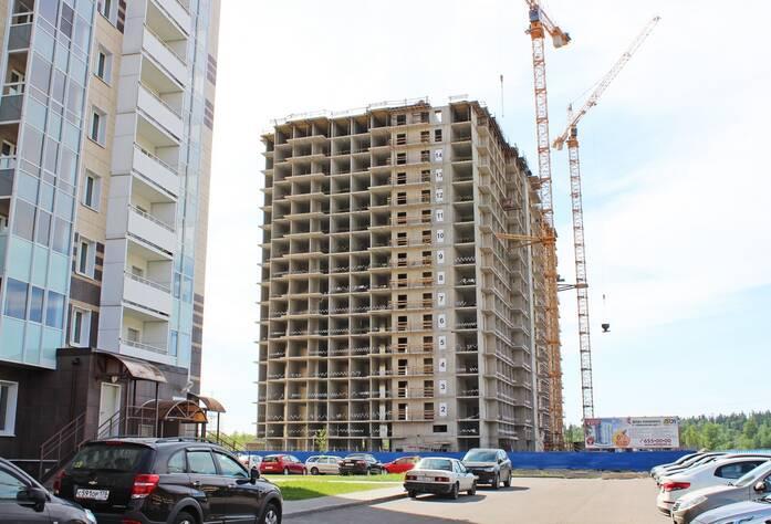 ЖК «Шуваловский дуэт»: ход строительства