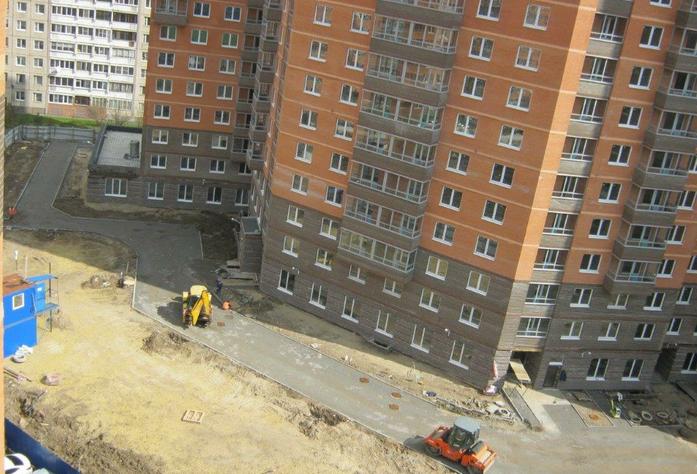ЖК «Ижора Парк»: ход строительства