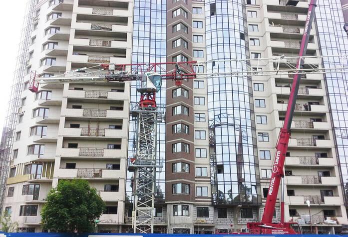 ЖК «Дюна»: ход строительства