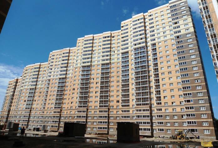 ЖК «Кантемировский»: ход строительства, корпус 5