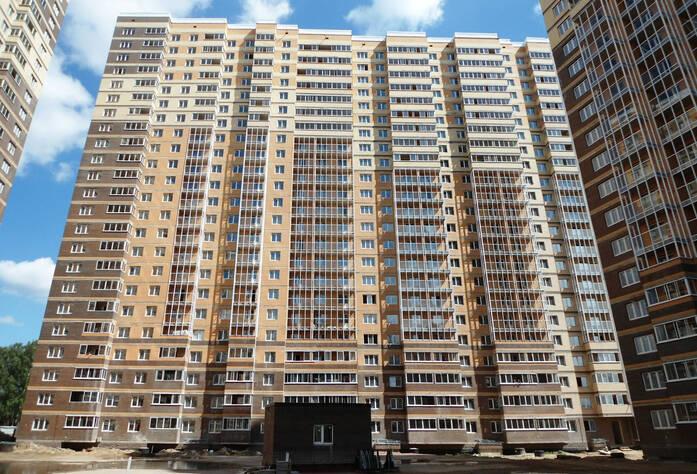 ЖК «Кантемировский»: ход строительства, корпус 6