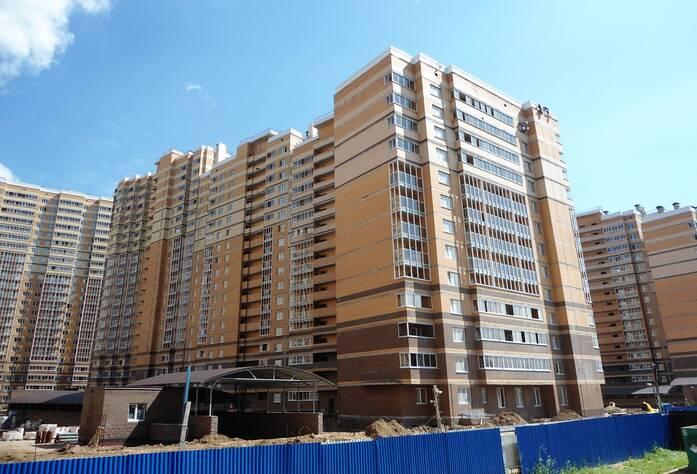 ЖК «Кантемировский»: ход строительства, корпус 7