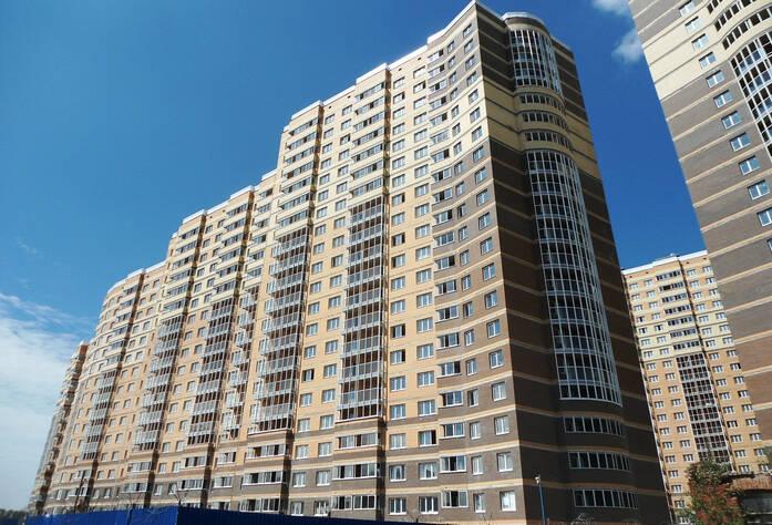 ЖК «Кантемировский»: ход строительства, корпус 8