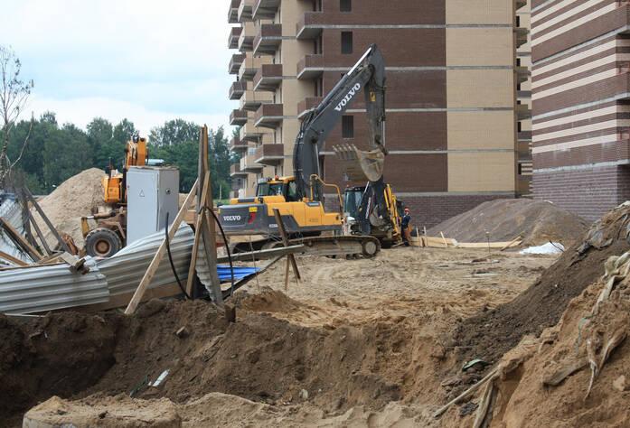 ЖК «Новое Мурино»: ход строительства, корпус 8