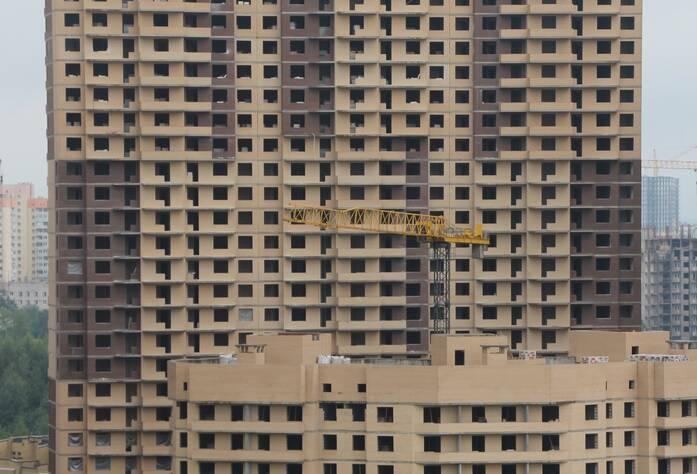 ЖК «Новое Мурино»: ход строительства, корпус 9