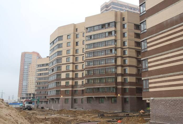ЖК «Новое Мурино»: ход строительства, корпус 12