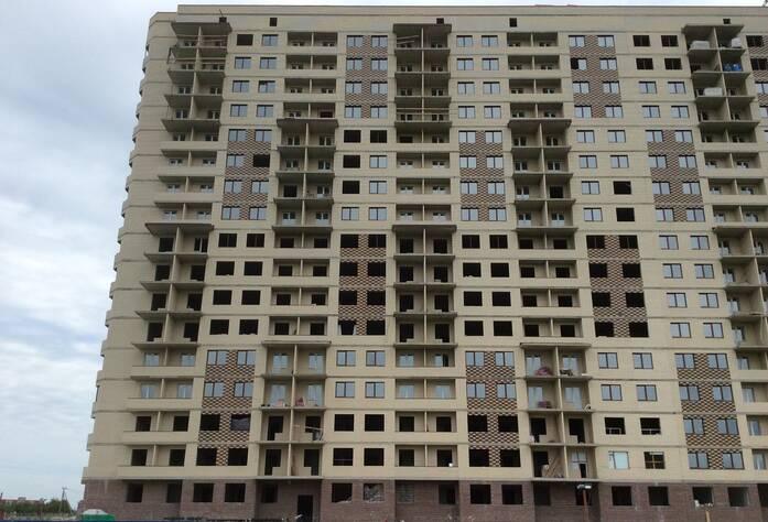 ЖК «Новые Горизонты»: фасад, корпус 1