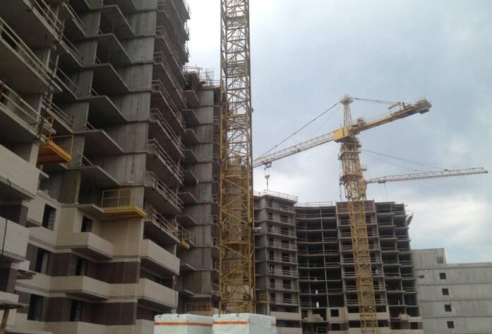 ЖК «Приневский»: ход строительства, корпус 5