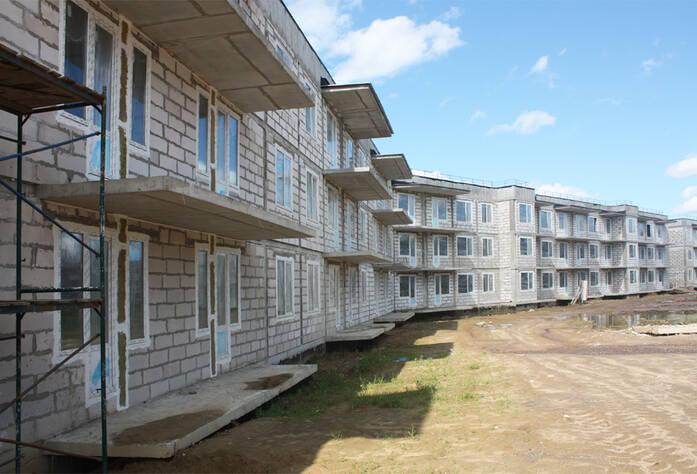 ЖК «Yolkki Village»: ход строительства