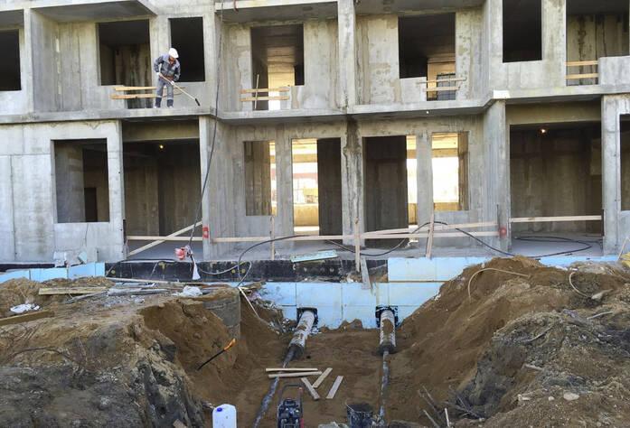 ЖК «Миллениум»: ход строительства