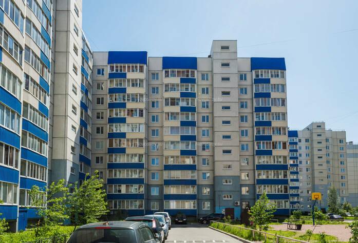 ЖК «в поселке Тельмана (микрорайон № 1)»: общий вид здания