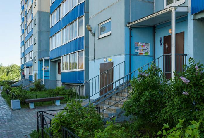 ЖК «в поселке Тельмана (микрорайон № 1)»: входная группа