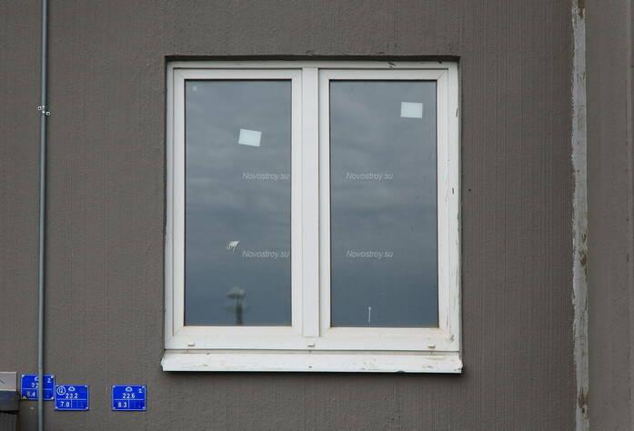 ЖК «в посёлке Тельмана» (мкр. 5): окно 1-го корпуса