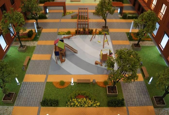 ЖК «Гроссмейстер» (3D-макет)