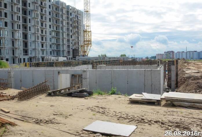 ЖК «Центральный»: ход строительства