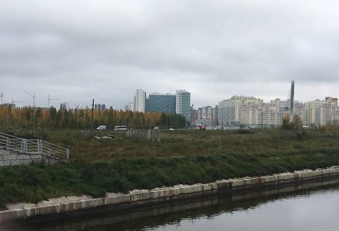 Жилой комплекс «Жемчужный берег» (апрель 2016; фото из группы ВКонтакте)
