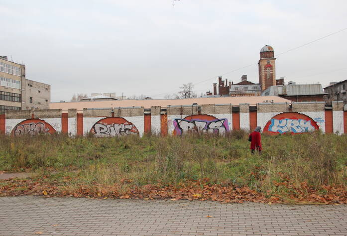 ЖК на Прилукской улице: территория будущего строительства