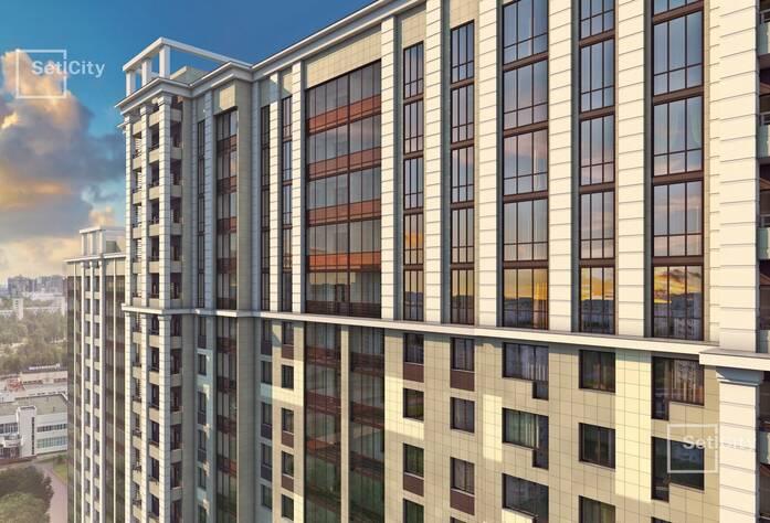 МФК «Москва»: фасад (визуализация)