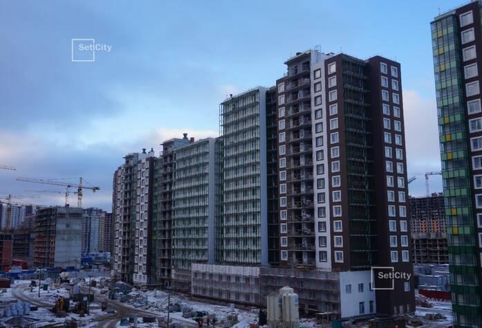 ЖК «GreenЛандия 2»: ход строительства