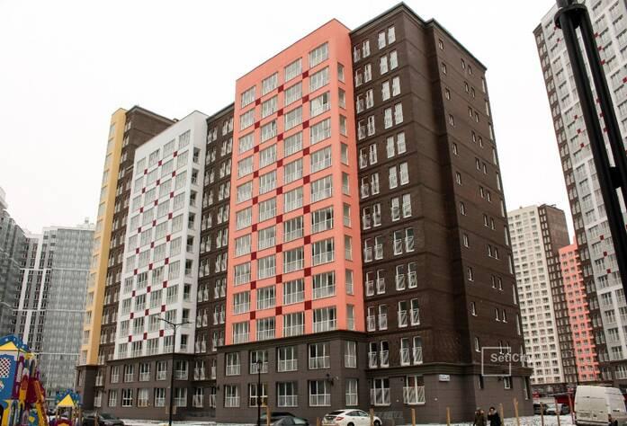 ЖК «Семь столиц», квартал Лондон: ход строительства корпуса 7.1