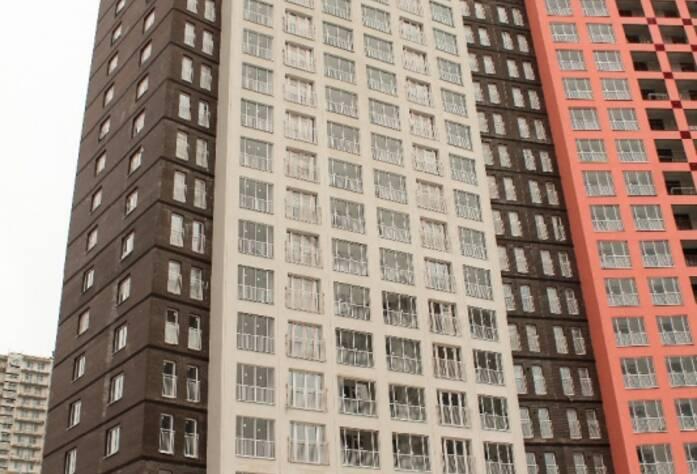ЖК «Семь столиц», квартал Лондон: ход строительства корпуса 9.4