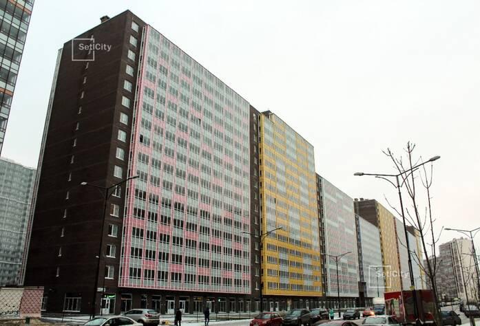 ЖК «Семь столиц», квартал Лондон: ход строительства корпуса 12.1