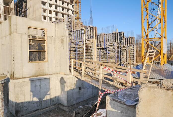 «UP-квартал «Комендантский»: ход строительства