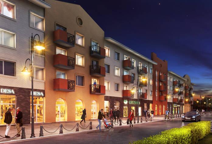 Малоэтажный ЖК «Итальянский квартал»