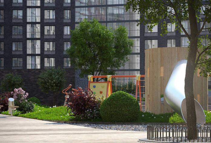 ЖК «Первый квартал»: визуализация