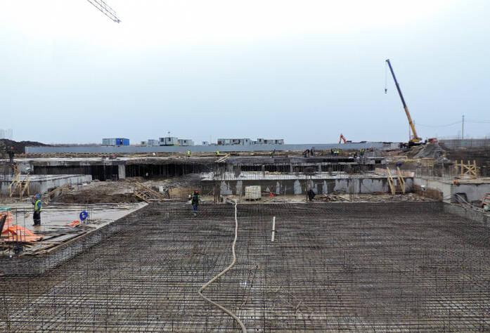ЖК «Чистое небо»: ход строительства корпуса 5.2