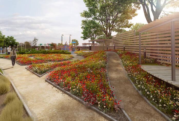Жилой комплекс «Петровская ривьера»: визуализация