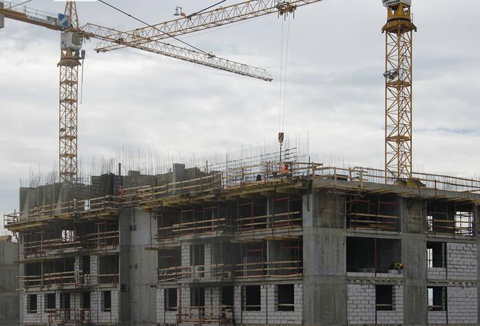 Малоэтажный ЖК «Inkeri»: ход строительства третьей очереди