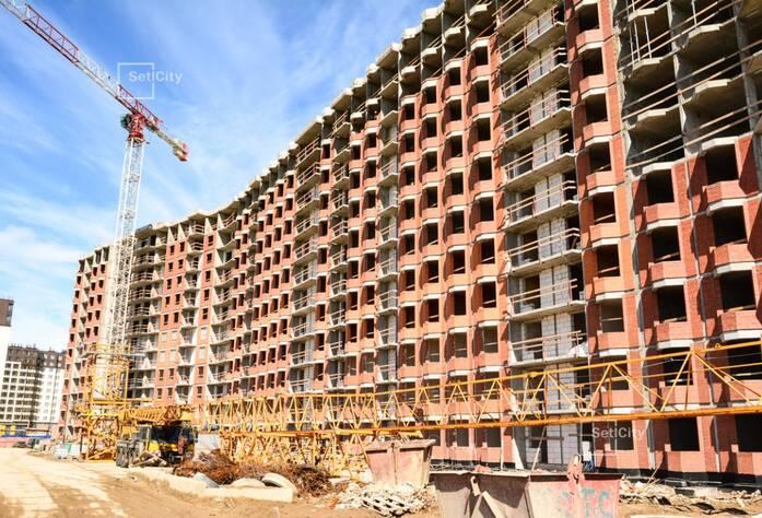 ЖК «Солнечный город»: ход строительства