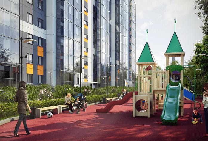ЖК «Новоселье: Городские кварталы»