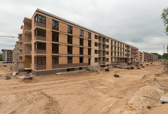 Малоэтажный ЖК «Чистый ручей»: ход строительства