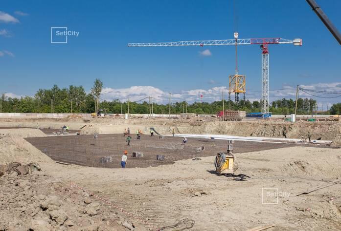 ЖК «Планетоград»: ход строительства