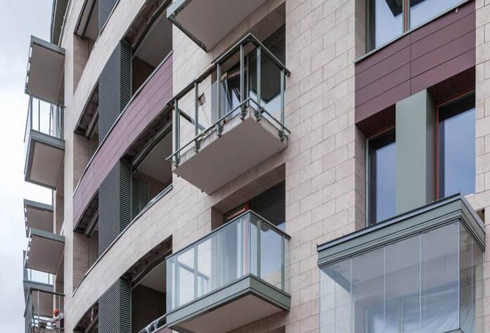 ЖК «Stockholm»: ход строительства корпуса №2