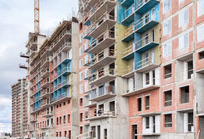 ЖК «Чистое небо»: ход строительства дома №5.2