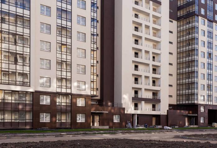 ЖК «Солнечный город»: ход строительства корпуса №1